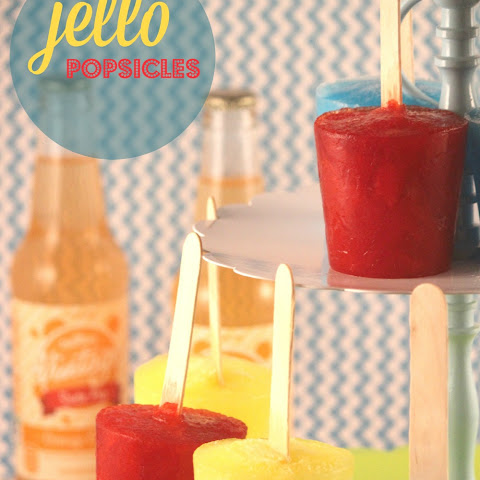 Jello Popsicles – Perfect Summer Treat for Kids