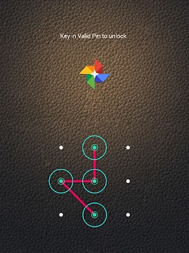 Photon AppLock APK screenshot thumbnail 7
