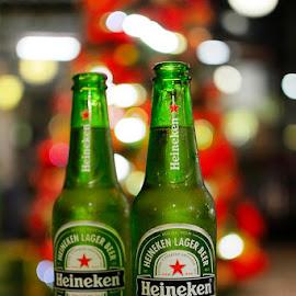 Heineken by Rudyanto A. Wibisono - Food & Drink Alcohol & Drinks