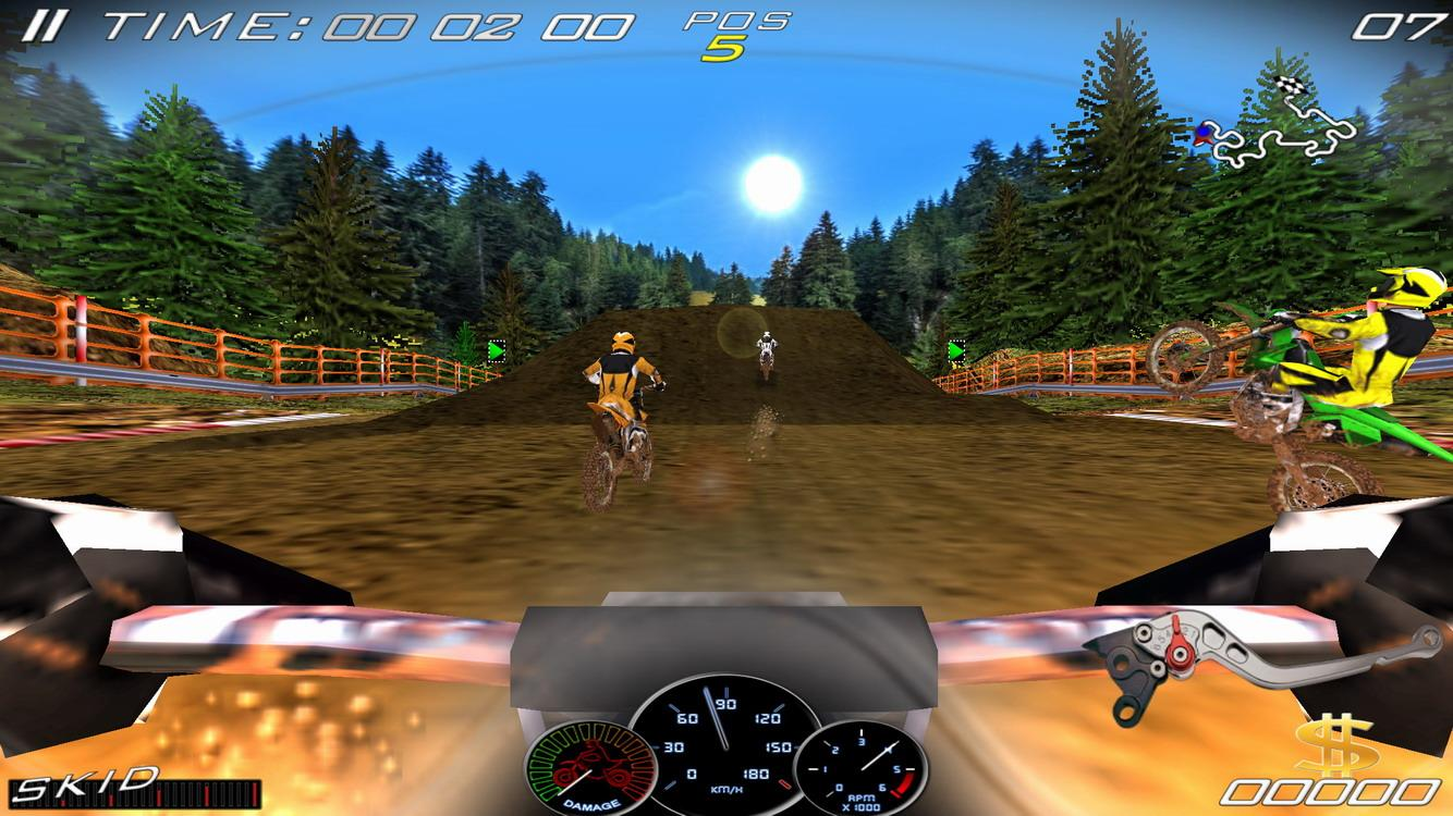 Ultimate MotoCross 3 Screenshot 2