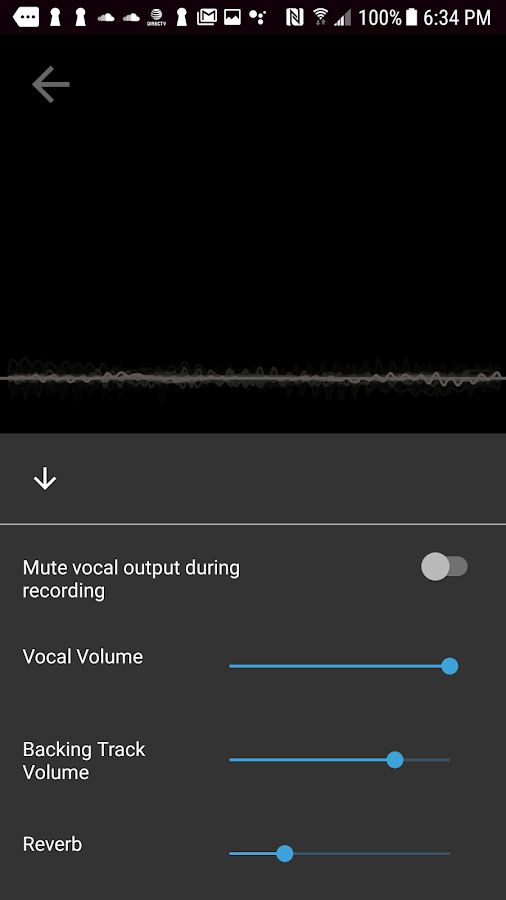 Voloco: Auto Tune + Harmony Screenshot 4