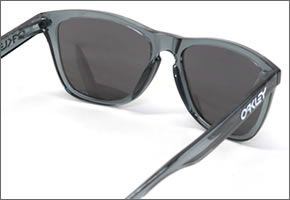オークリー サングラス 03-292/Frogskins CRYSTAL BLACK ICE IRIDIUM