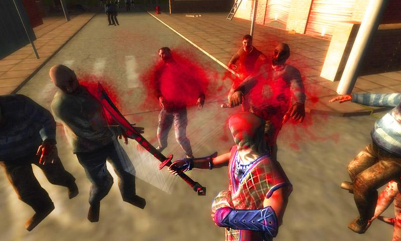 Ninja vs Zombie Screenshot 3