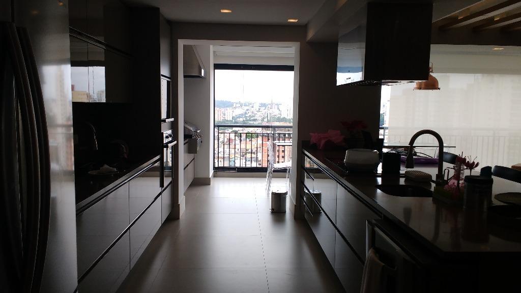 Apartamento Padrão à venda, Santa Terezinha, São Paulo