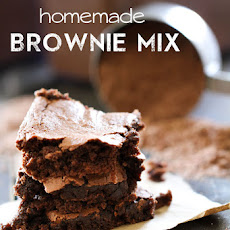 Homemade Brownie Mix
