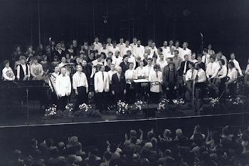 Michael Vyner Concert, ROH, Covent Garden, 1990 (Bernard Haitink,David Atherton, Oliver Knussen, Paul Crossley, Witold Lutoslawski, Esa Pekka Salonen, Simon Rattle)