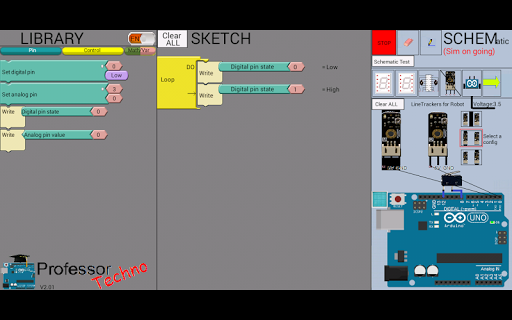 Proftechno arduino simulator apk download apkpure