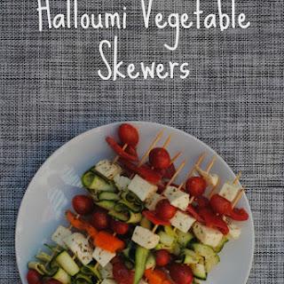 Vegetable Skewers Recipes