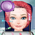 Skin Surgery Care Simulator 2018 Icon