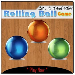 Sliding Ball at Board