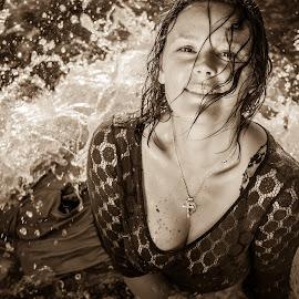 by Marcin Chmielecki - People Portraits of Women
