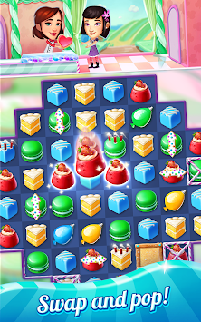 Crazy Cake Swap APK screenshot thumbnail 6