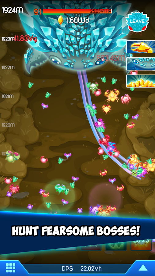 Crab War Screenshot 1
