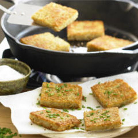 Potato, Quinoa, And Cumin Hash Browns Recipe — Dishmaps