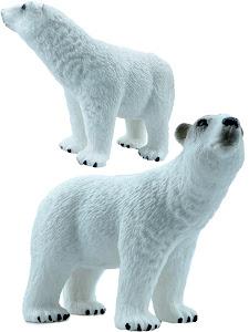 "Игрушка-фигурка серии ""Город Игр"", белый медвежонок L2"