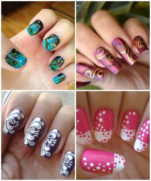 Nail Manicure Art Designs Screenshot