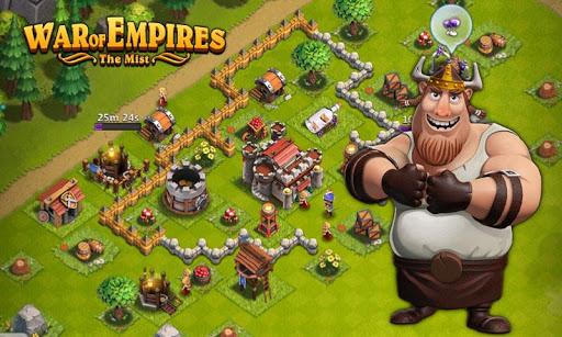 War of Empires - The Mist screenshot 2