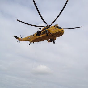 Sea King training day by Mick Heywood - Transportation Helicopters ( braodstairs, search and rescue, sea king, sar, margate, heli )