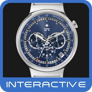 Azure Watch Face
