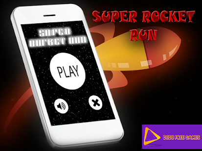 Super Rocket Run - screenshot
