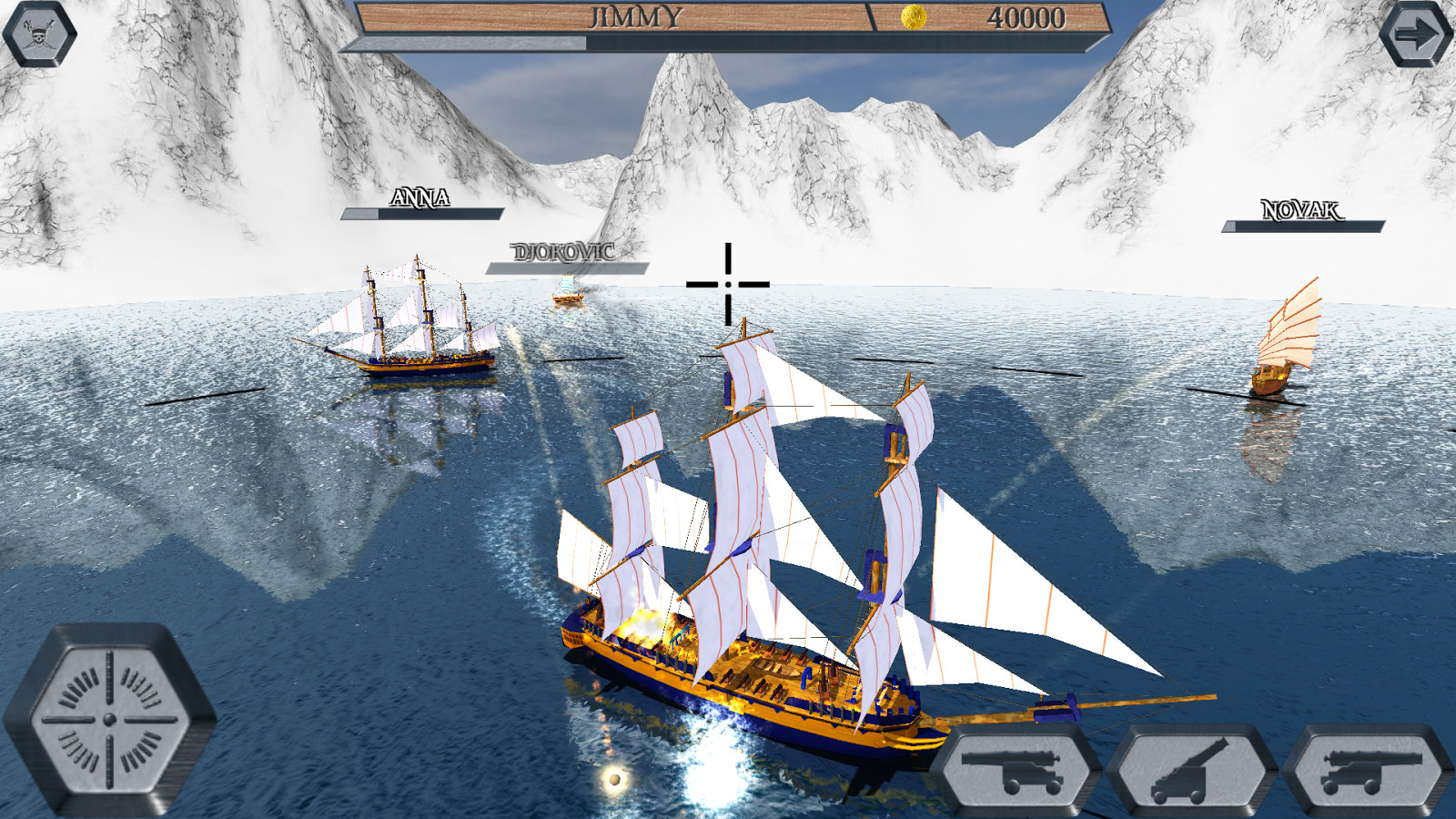 World Of Pirate Ships Screenshot 5