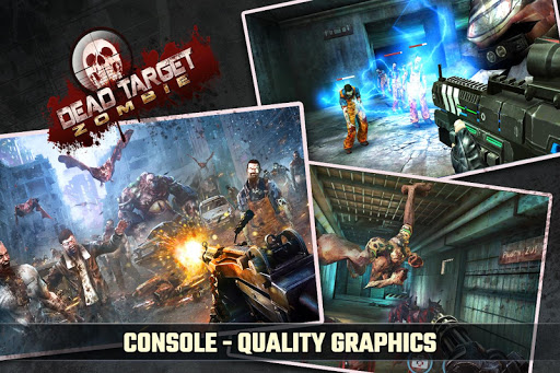 DEAD TARGET: FPS Zombie Apocalypse Survival Games screenshot 12