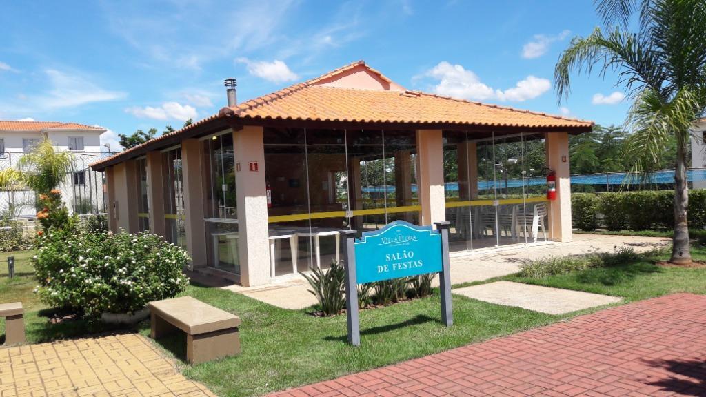 Apartamento 2 dormitórios à venda, por R$ 200.000 - Jardim Interlagos - Hortolândia/SP