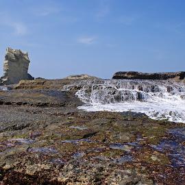 Klayar Beach by Mulawardi Sutanto - Landscapes Beaches ( pacitan, klayar, indonesia, beach, travel )