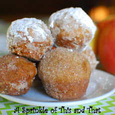 Apple Cider Duffins