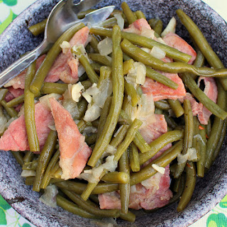 Green Beans Bacon Ham Recipes