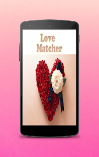 Love Matcher Free - screenshot