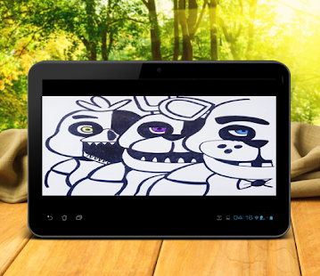 App How To Draw Fnaf Apk For Windows Phone Android Games