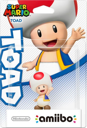 Toad packaged (thumbnail) - Super Mario series