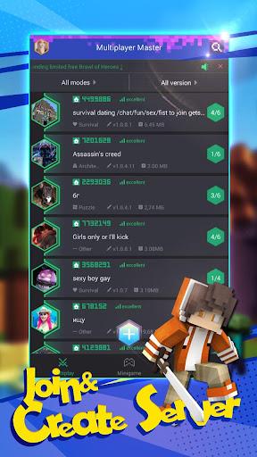 Multiplayer for Minecraft PE - MCPE Servers screenshot 2