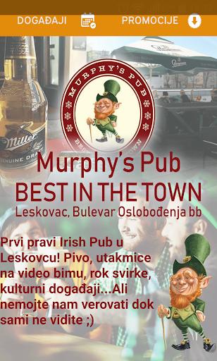 Murphy's Pub screenshot 1