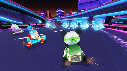 KING OF KARTS: 3D Racing Fun - screenshot