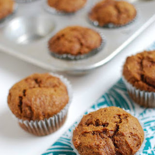 Healthy Pumpkin Ginger Muffins Recipes
