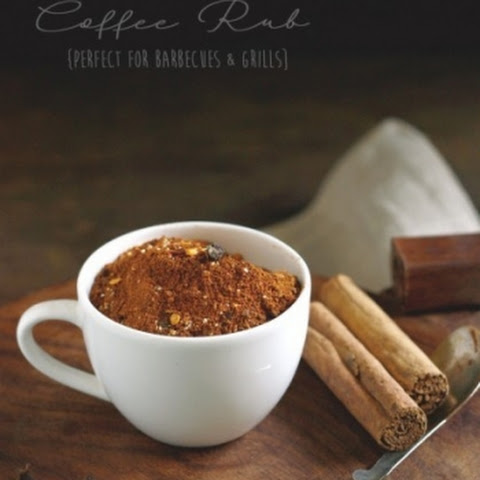 Coffee Rub For Grills