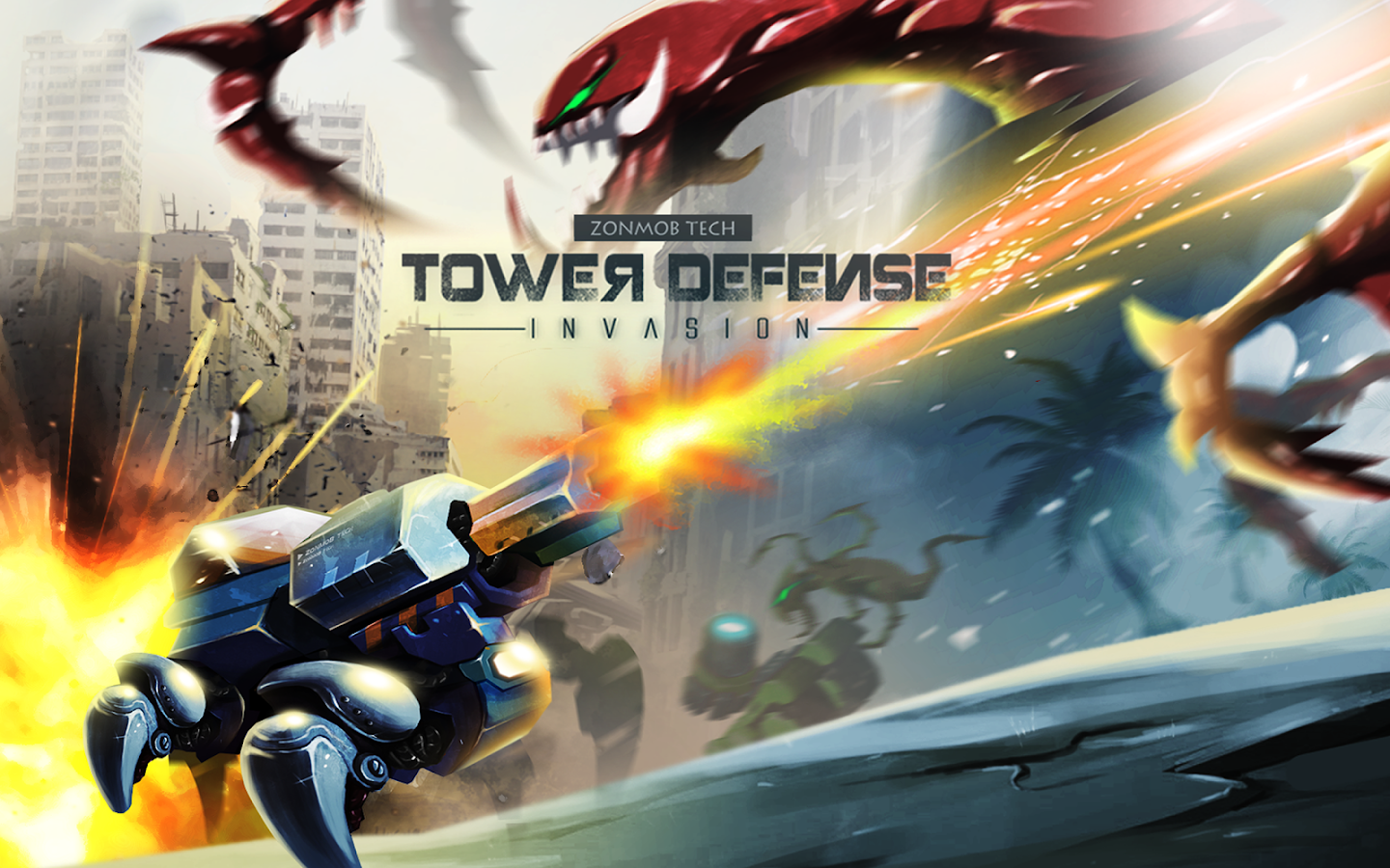 Tower Defense: Invasion HD Screenshot 15