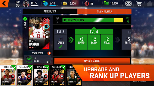 NBA LIVE Mobile Basketball screenshot 10