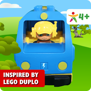 High-speed Trains Lego Duplo