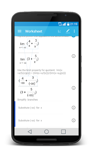 MalMath: Step by step solver screenshot 6