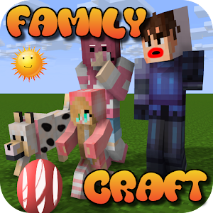 Family Craft: Creativity Online PC (Windows / MAC)