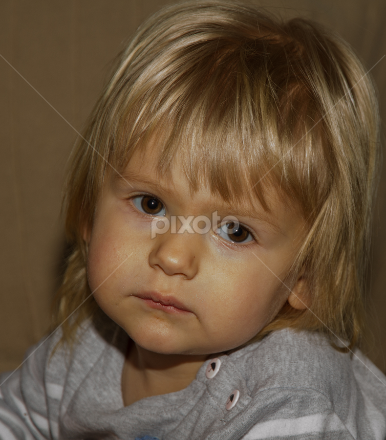 A girl by Sakari Partio - Babies & Children Child Portraits
