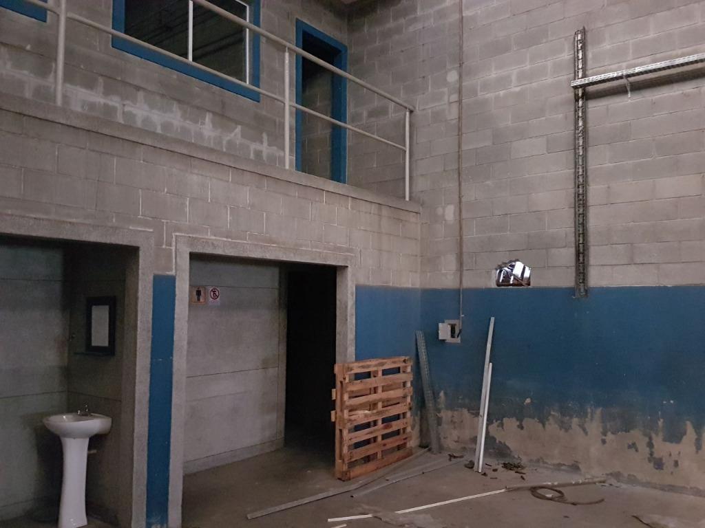 Galpão para alugar, 470 m² - ESTRADA VELHA DE CAMPINAS - Vila Natal - Francisco Morato/SP