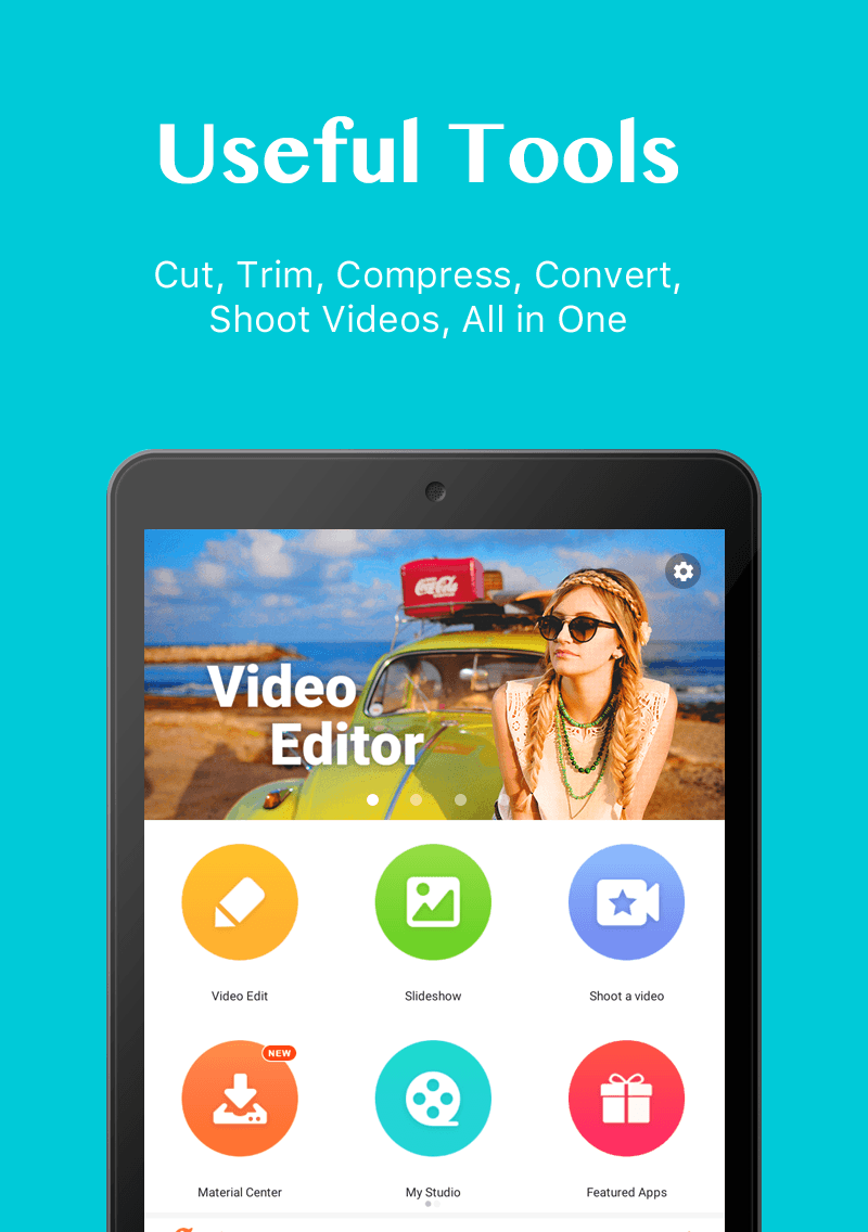 VideoShow-Video Editor, Video Maker, Beauty Camera Screenshot 10
