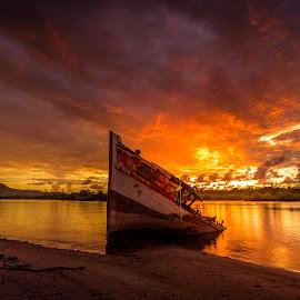 by Albert Lee - Landscapes Sunsets & Sunrises