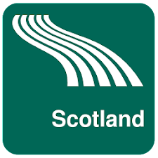 Scotland Map offline