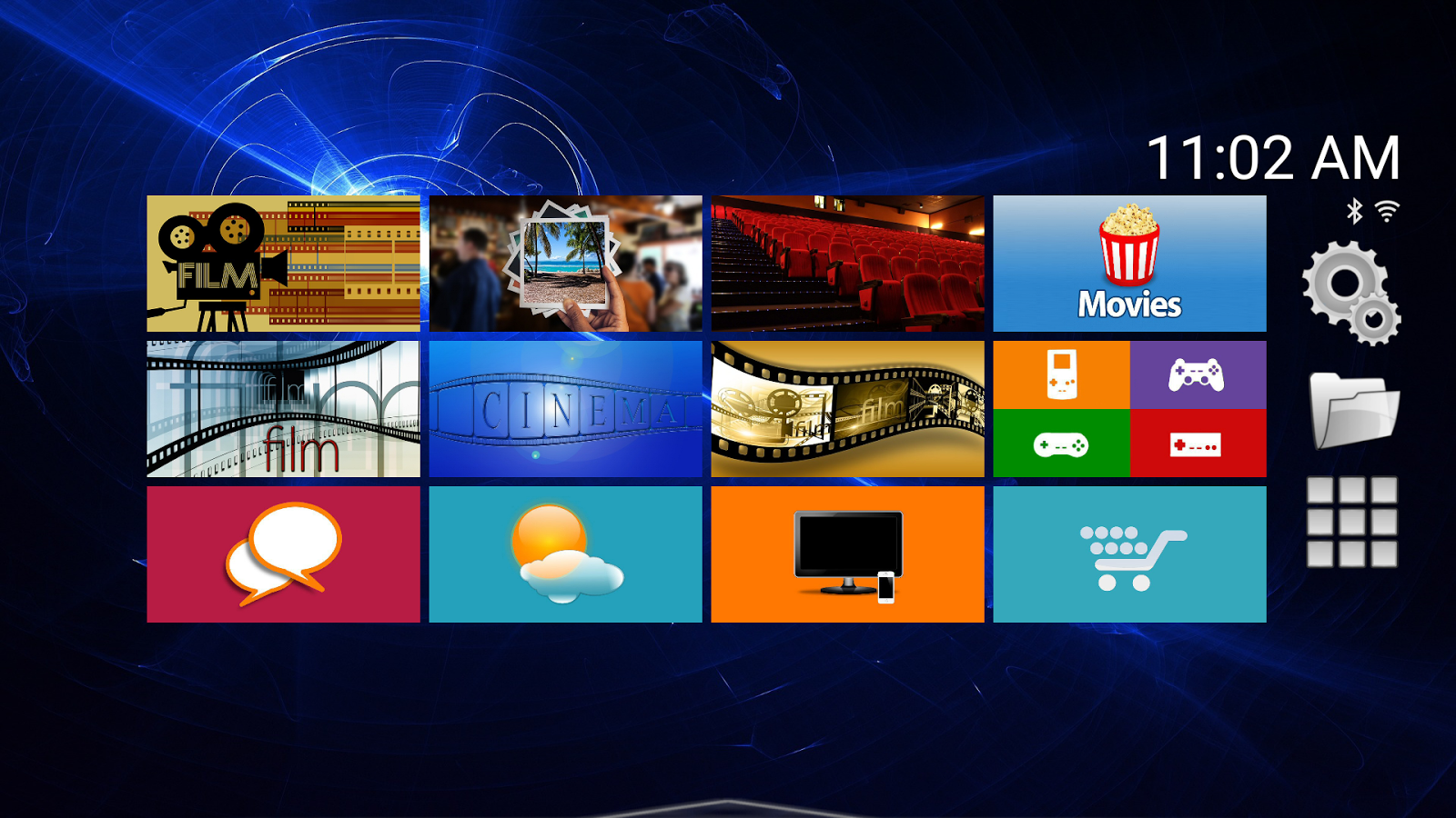 Top TV Launcher Screenshot 2