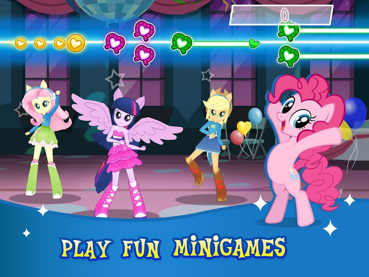 MY LITTLE PONY: Magic Princess Screenshot 7